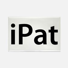 iPat Rectangle Magnet