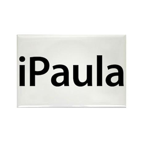 iPaula Rectangle Magnet