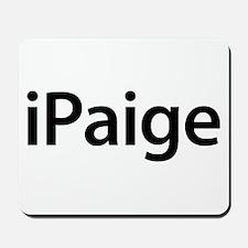 iPaige Mousepad