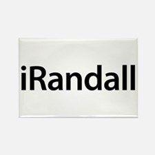 iRandall Rectangle Magnet