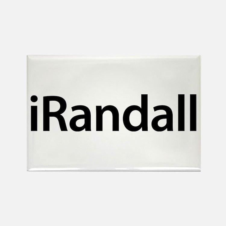 iRandall Rectangle Magnet