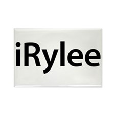 iRylee Rectangle Magnet