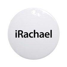 iRachael Round Ornament