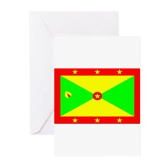 Grenada Greeting Cards (Pk of 10)