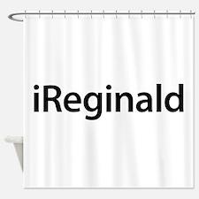 iReginald Shower Curtain