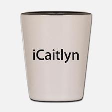 iCaitlyn Shot Glass