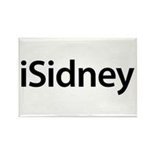 iSidney Rectangle Magnet