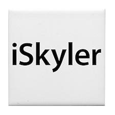 iSkyler Tile Coaster