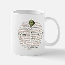 rude-clock-white Mugs