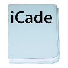 iCade baby blanket