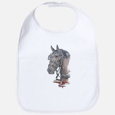 Percheron Draft horse harness Bib
