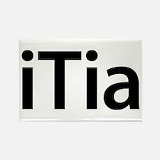 iTia Rectangle Magnet