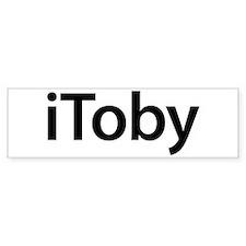 iToby Bumper Bumper Sticker
