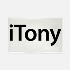 iTony Rectangle Magnet