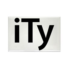iTy Rectangle Magnet