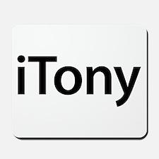 iTony Mousepad