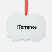 iTerrance Ornament