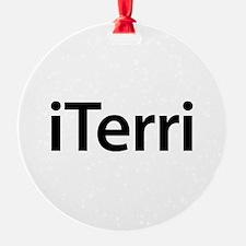 iTerri Ornament
