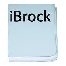 iBrock baby blanket