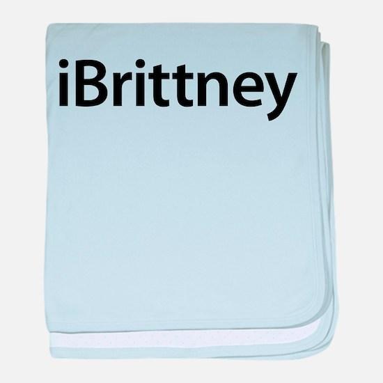 iBrittney baby blanket