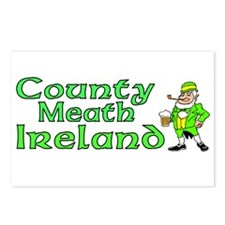 Funny County meath Postcards (Package of 8)