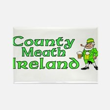 Cute County meath Rectangle Magnet