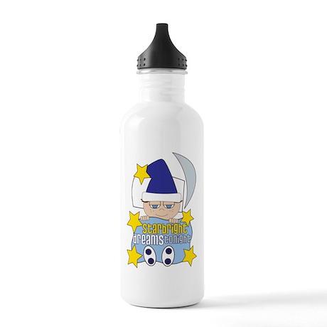 Starbright Stainless Water Bottle 1.0L