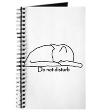 Do Not Disturb Journal