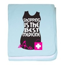Best Medicine baby blanket