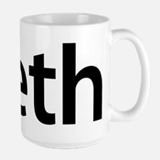 iBeth Large Mug