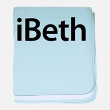 iBeth baby blanket