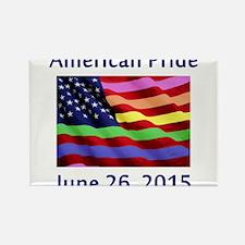 American Pride Magnets