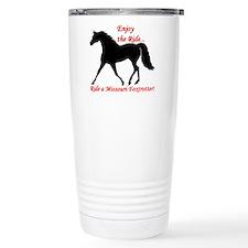 Cute Equestrian Travel Mug