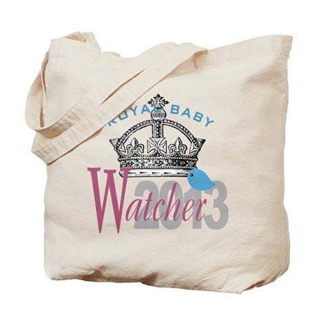 Royal Baby Watcher 2013 Tote Bag