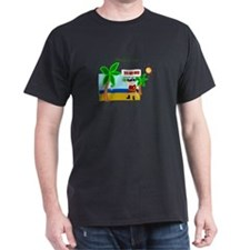 Pirate Santa sez YoHoHo T-Shirt