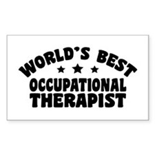 Occupational Therapist Decal