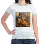 September, 1928 Jr. Ringer T-Shirt