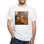 September, 1928 White T-Shirt