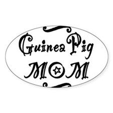 Guinea Pig MOM Decal