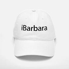 iBarbara Baseball Baseball Cap