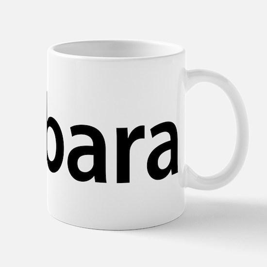 iBarbara Mug