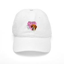 Beagle Pawprints 2 Baseball Cap