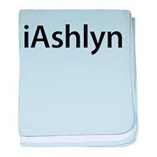 iAshlyn baby blanket