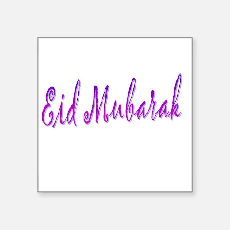 Eid Mubarak Stickers: Car Stickers, Decals, & More