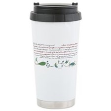Cool Jane austen Travel Mug