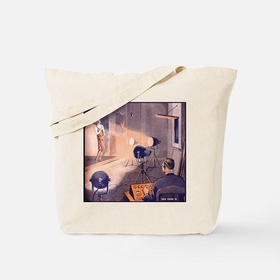 September, 1929 Tote Bag
