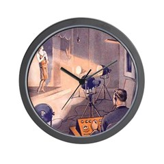 September, 1929 Wall Clock