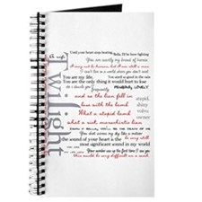 Cute Edward cullen twilight movie Journal