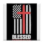 US flag e1 USA Sticker
