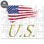 US flag e1 Puzzle
